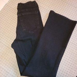 NYDJ darkwash high waist bootcut size 4